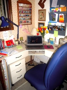 My Writing Corner