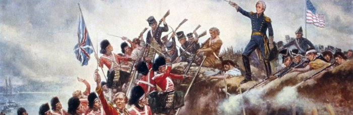 Battle of New Orleans with General Andrew Jackson |Attribution:History Channel