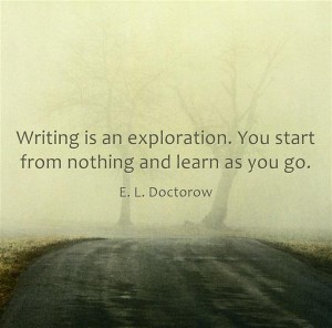 Quote from E.L. Doctorow
